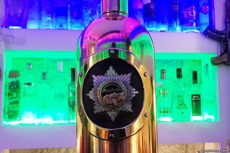 У колекціонера алкоголю викрали пляшку горілки вартістю 1,3 мільйона доларів