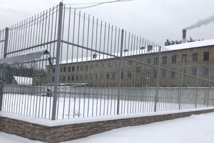 В Україні вперше продають колишню в'язницю