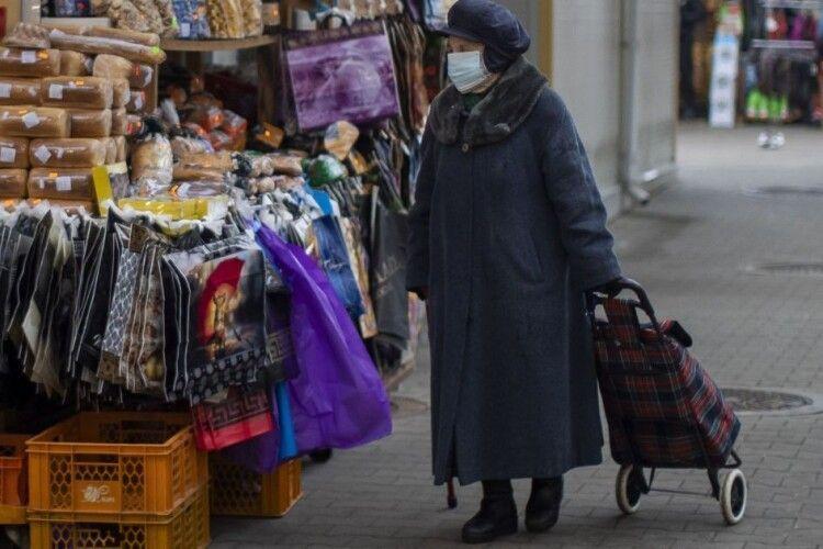 Лікар вважає, що пік коронавірусу в Україні вже минув