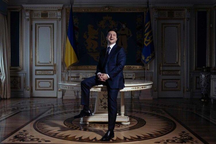В Офісі Президента зброєю Зеленського на міжнародній арені називають... гумор