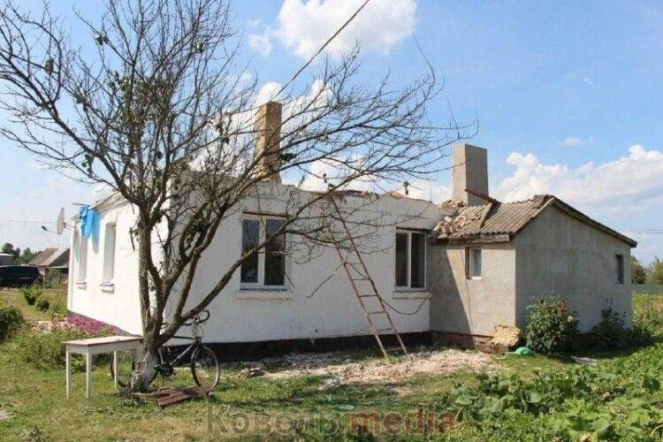 Третина мільйона гривень: на Ковельщині порахували збитки від буревію