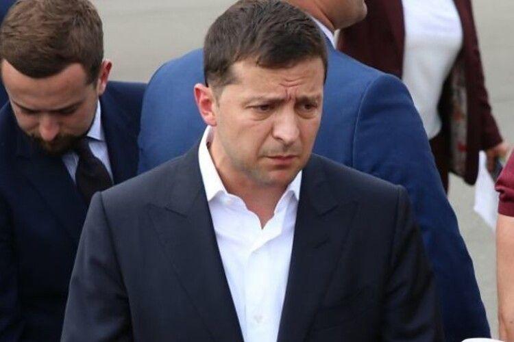 Зеленський задекларував майже мільйон гривень доходу