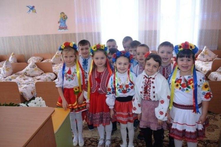 У селі на Рівненщині за півмільйона реконструювали дитсадок