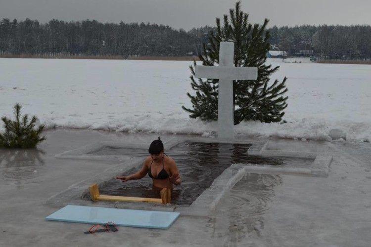 Громада Соловичівської сільської ради запрошує освятити воду на озері «Величі» (Фото)