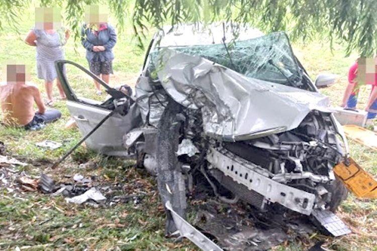 Тікали від бурі: у моторошній автоаварії загинуло 3 людини, постраждало 6 дітей. Важливе за тиждень