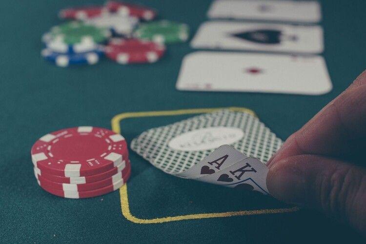 У Луцьку таємно працювало казино