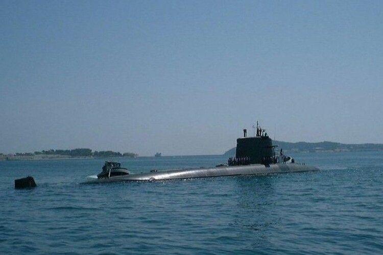 У Франції стався вибух на атомному підводному човні: почалася масштабна пожежа