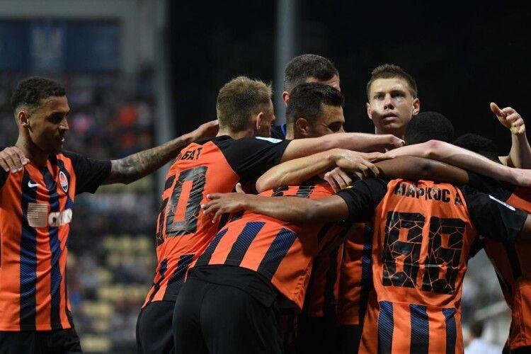 Дива не сталося: «Шахтар» з великим рахунком обіграв «Інгулець» і виборов Кубок України