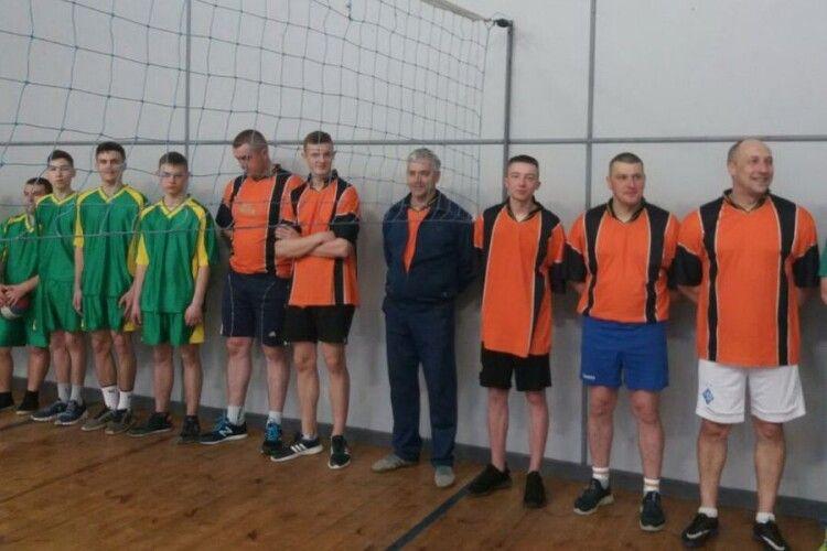 Де найкращі волейболісти у Прилісненській громаді