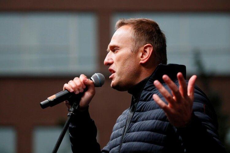 Російські медики дозволили транспортувати Навального на лікування до Німеччини
