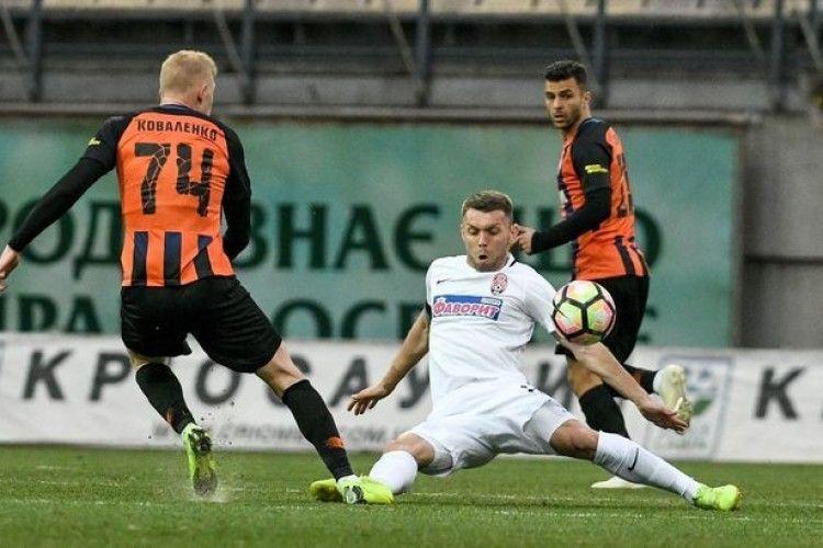 «Шахтар» переміг «Зорю» і зберіг семиочковий відрив від «Динамо»