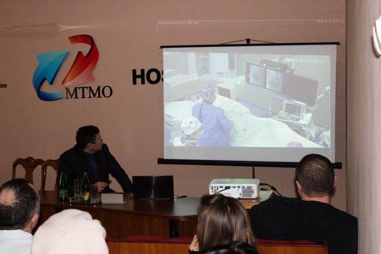 Гендиректор Інституту серця оперував волинян разом із ковельськими лікарями