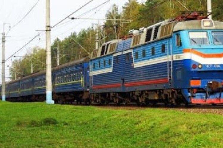 Призовники допоможуть відновити залізничне сполучення