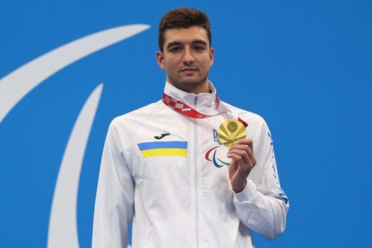 Українець став найтитулованішим спортсменом на Паралімпіаді в Токіо