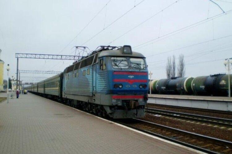 Поїзд «Ковель-Одеса» курсуватиме щодня