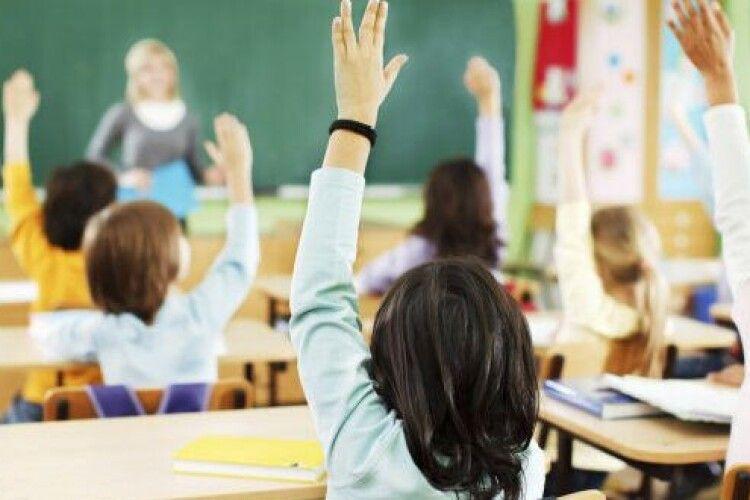 У школі на Рівненщині отруїлися п'ятеро дітей