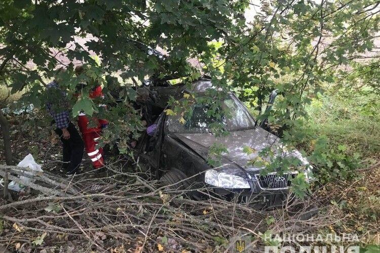 Машину зім'яло, як аркуш паперу: у страшній ДТП - троє загиблих (Фото 18+)