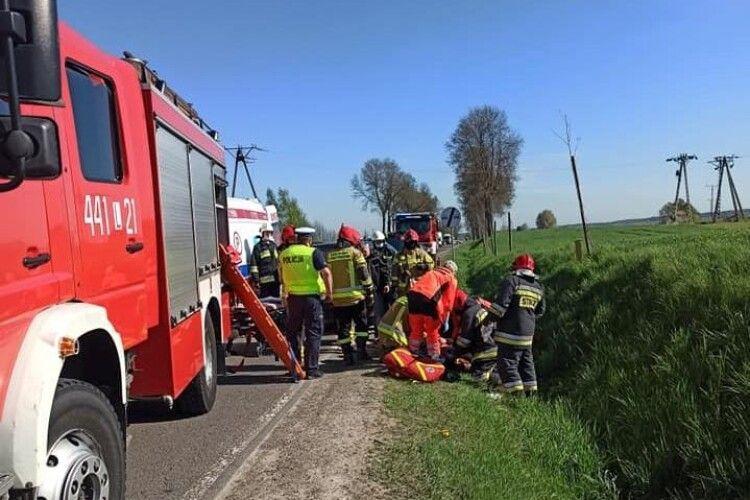 Моторошна ДТП з українцями в Польщі: мама загиблого хлопчика, ймовірно, заснула за кермом
