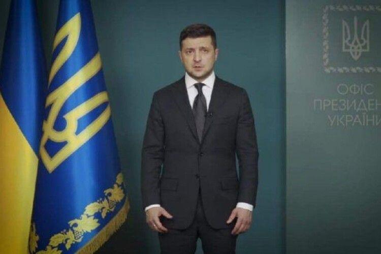 Зеленський розповів про три сценарії розвитку епідемії COVID-19 в Україні