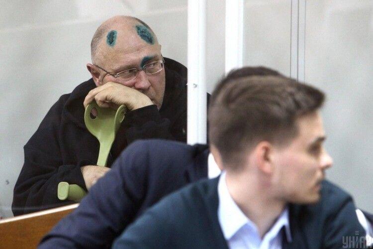 Ймовірний організатор замаху на Катерину Гандзюк Ігор Павловський визнав свою провину