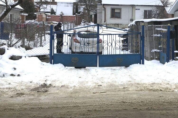 У Здолбунові на Рівненщині скоєно зухвалий напад на журналістку (Фото)