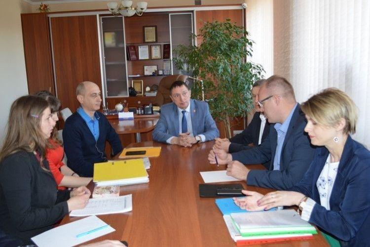 Ковель готовий розпочати будівельні роботи на стадіоні «Локомотив»