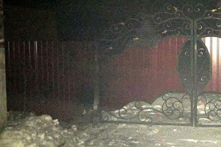 Знову на Рівненщині граната зірвалася на подвір'ї приватного будинку