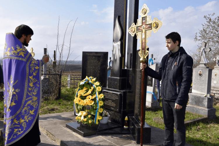 Розстріляному цвітові Красного Саду: на Горохівщині пом'янули 104 загиблих жителів села