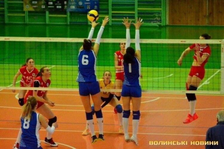 Волейбол: Орбіта у Луцьку взяла бронзу Суперліги