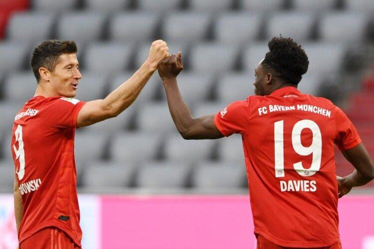 «Баварія» розтрощила «Фортуну» і встановила новий рекорд Бундесліги