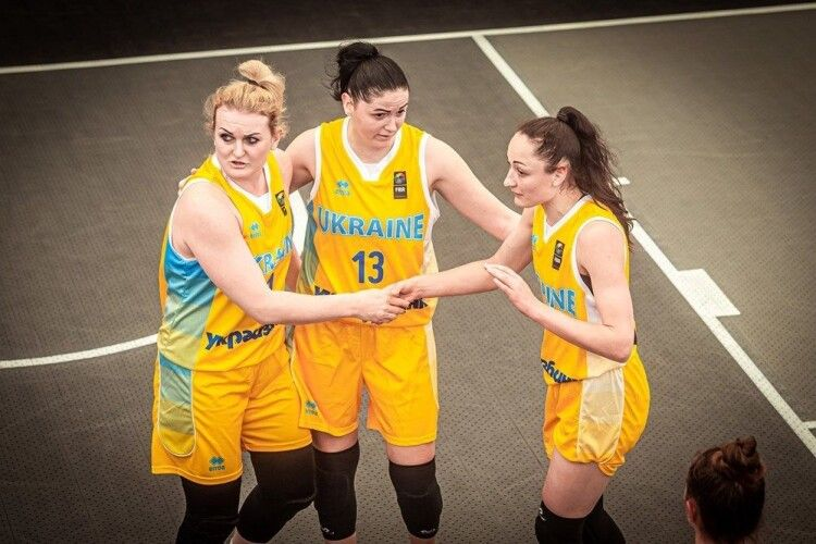 Українські баскетболістки зіграють на турнірі в Румунії (Розклад, склад команди)