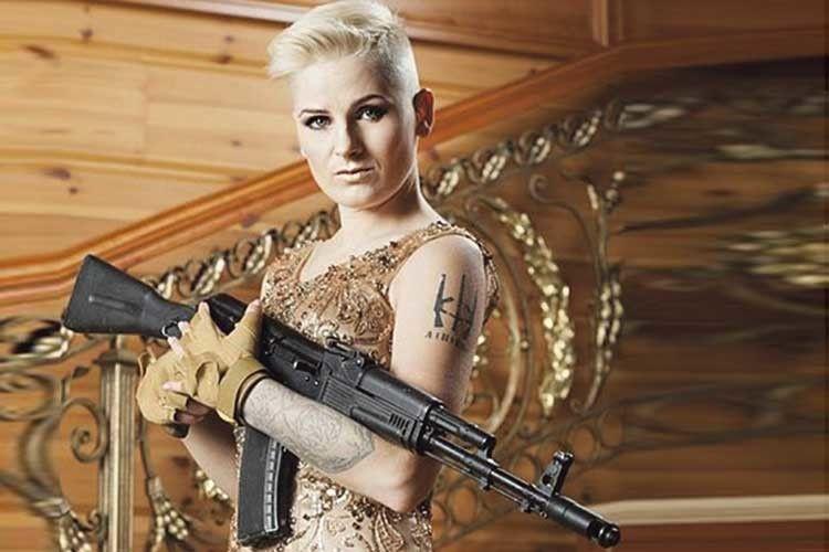 Дана Виноградова: «З чоловіком ми одразу домовилися, що воюватимемо в різних батальйонах...»