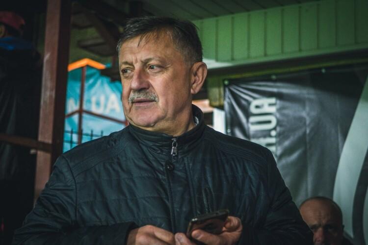 Вихід «Волині» у Прем'єр-лігу напряму залежить від Палиці, – Богдан Шиба (Відео)