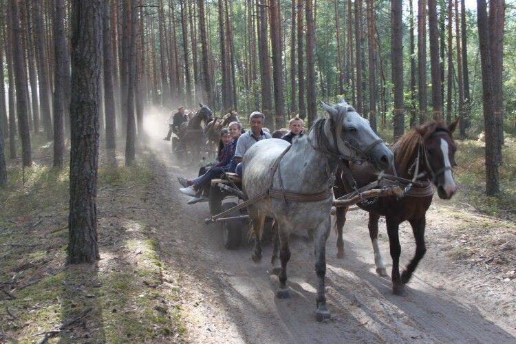 У Липному відгримів четвертий патріотичний фестиваль «Криївка Перця» (фото)