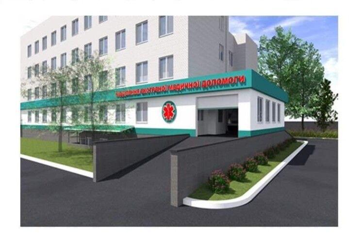 176,5 тисячі пацієнтів отримали минулоріч допомогу, ще 18,5 тисячі - пролікувалися у Луцькій міській лікарні