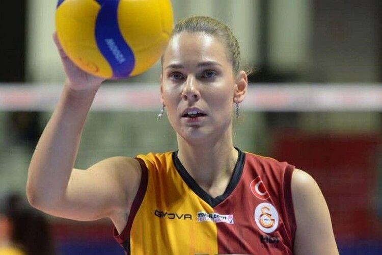Волейболістка турецького чемпіонату приєднається до української збірної