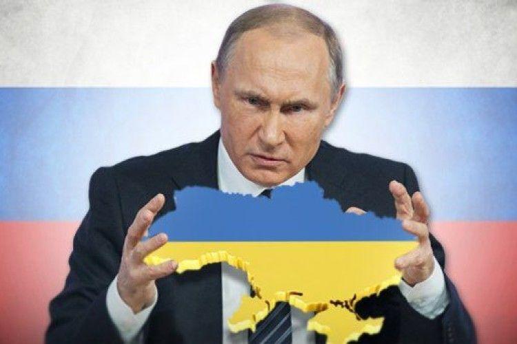 Путін хоче цьогоріч «закрити» питання щодо нашої держави