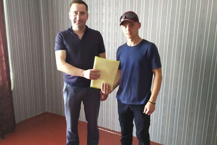 Волинська громада придбала сироті житло у Нововолинську