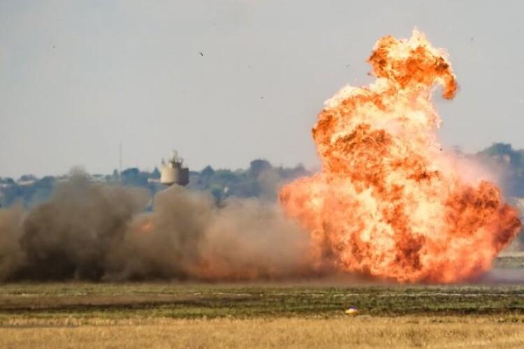 Відео вибуху на магістральному газопроводі в Україні облетіло мережу