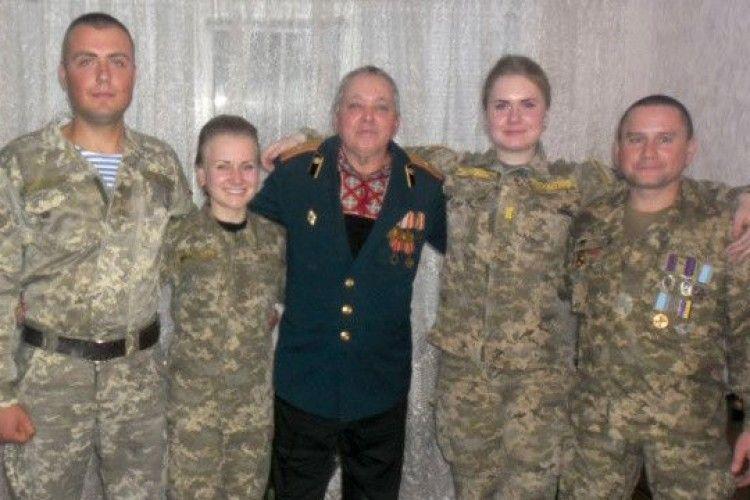 Захищати Батьківщину — їхня спільна доля: військова династія з Житомирщини