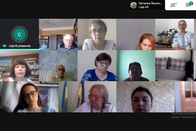На Волині для освітян організували Всеукраїнські Косачівські читання