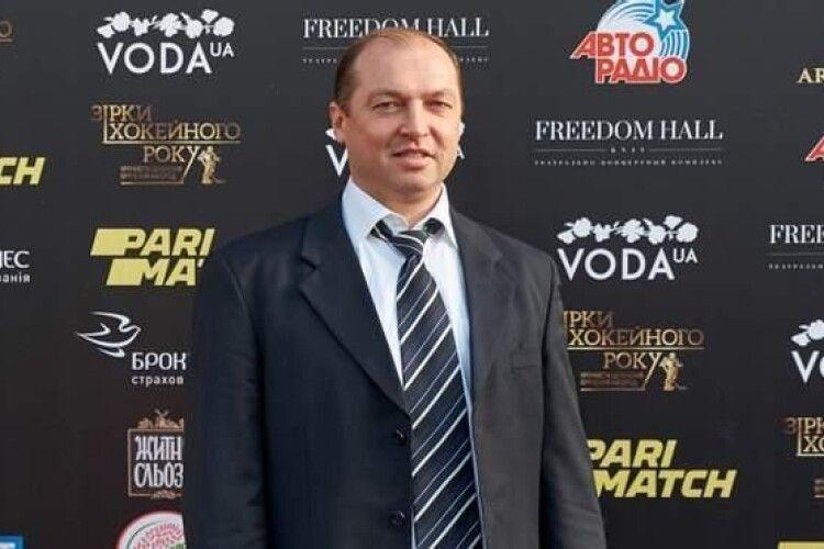 Вадим Шахрайчук очолив Національну збірну України з хокею