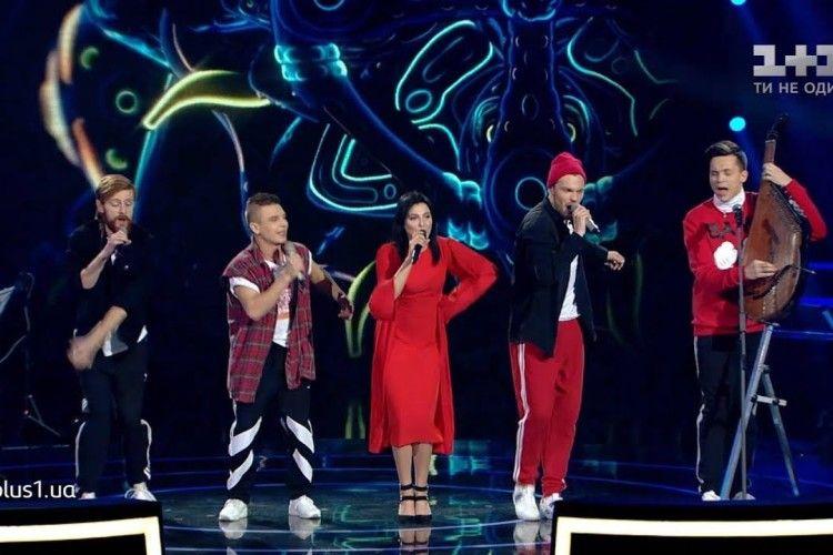 Лучанка Катерина Гулюк зі «Шпилястими кобзарями» створили чудову версію народної пісні (ВІДЕО)
