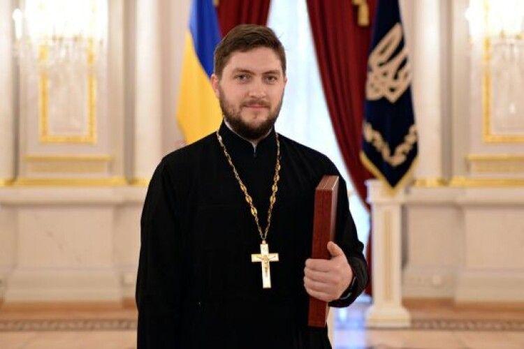 Священник з Волині закреслив слово «Українська» і написав «Російська»