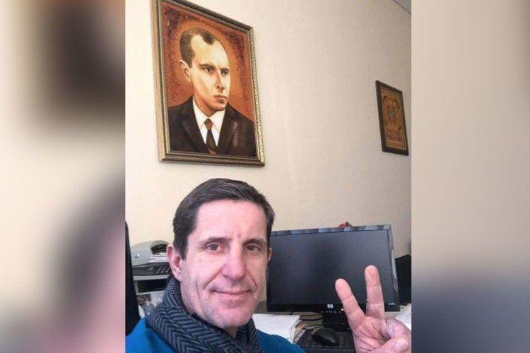 «Я – Бандера! Я – офіцер поліції! Я служу українському народу!»