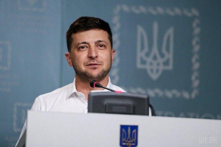 Зеленський призначив державні стипендії 11 українським політв'язням