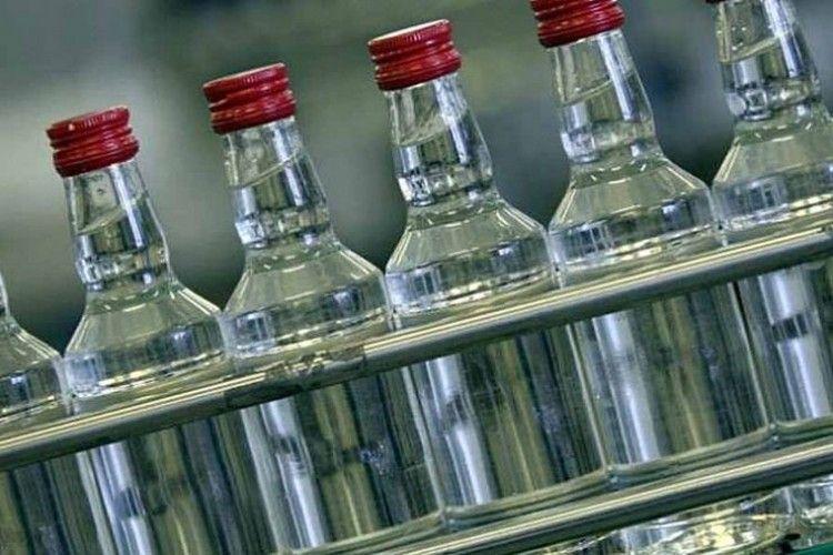 На Ратнівщині продавали підроблений алкоголь