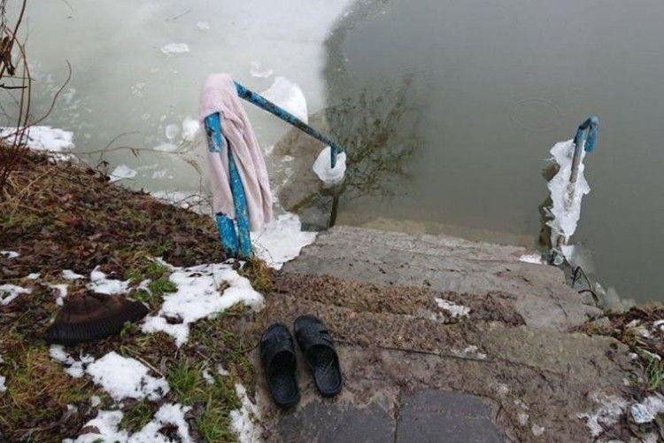 У Луцьку втопився пенсіонер, який моржував