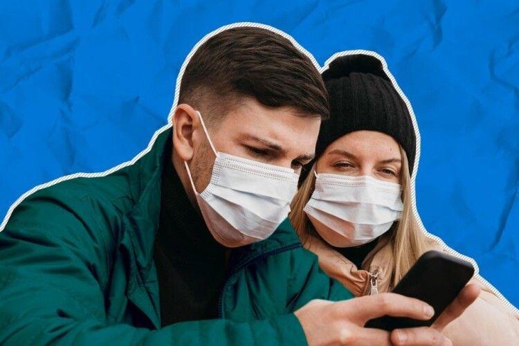 Коронавірус. В Україні 8 641 новий випадок, Волинь +192