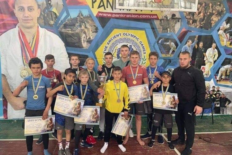 Волинський боєць переміг на турнірі пам'яті героя